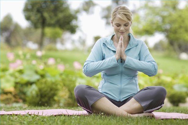 Релаксация с помощью дыхательных